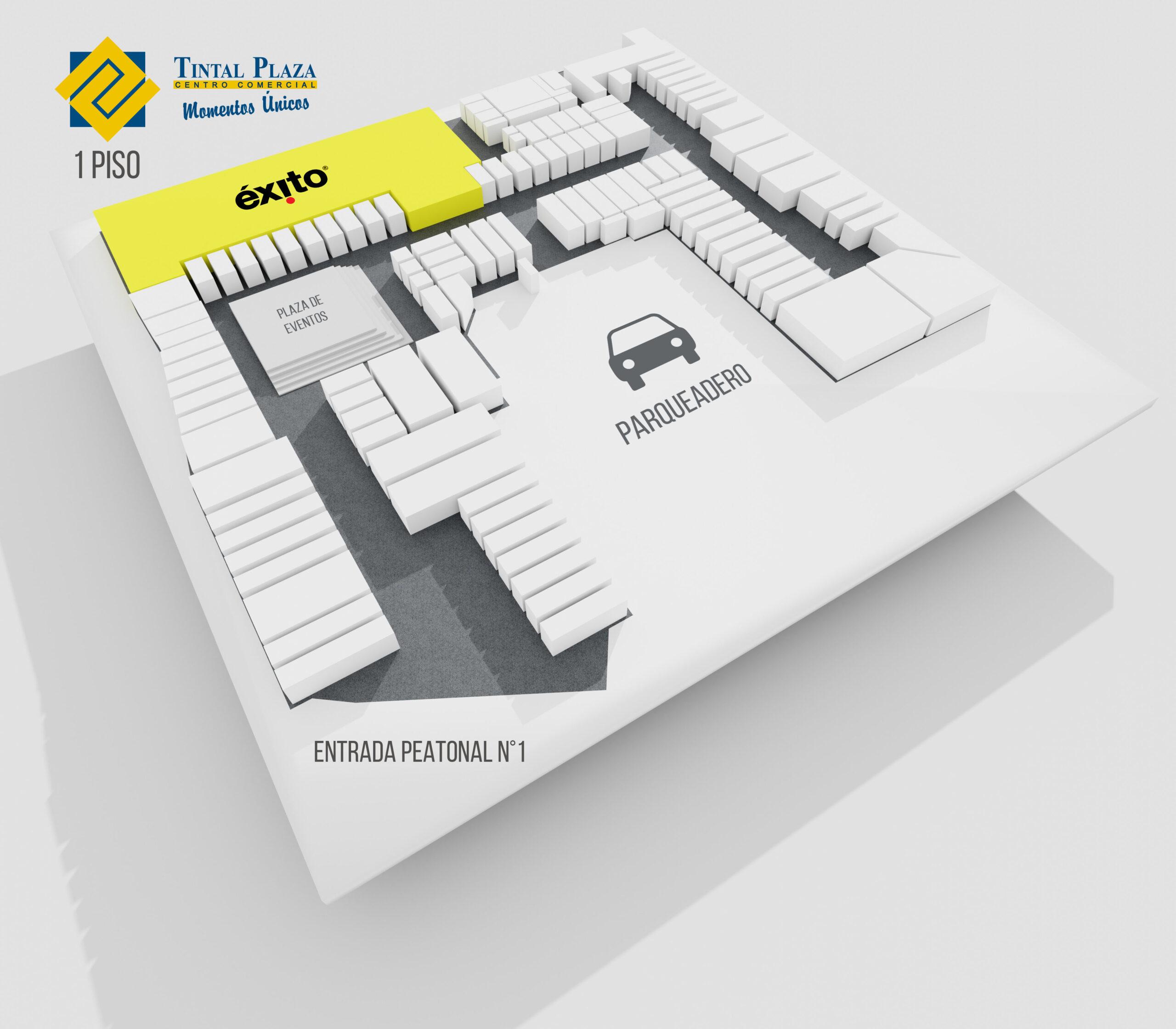 Mapa Centro Comercial